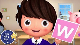 ABC Song - Little Baby Bum | Cartoons and Kids Songs | Songs for Kids