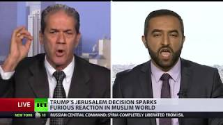 'Jerusalem is like a wife, you can't share it' – Israeli debates Arab on RT