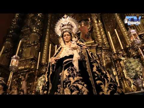 Besamanos Virgen de las Tristezas