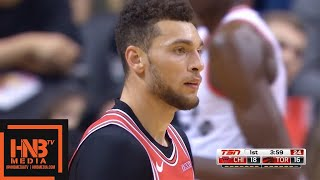 Toronto Raptors vs Chicago Bulls - 1st Qtr Highlights | October 13, 2019 NBA Preseason