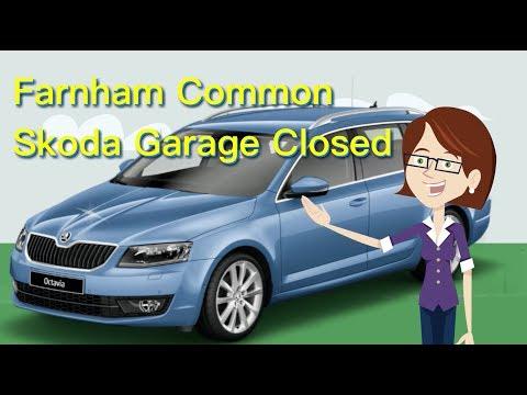 Farnham Common Skoda