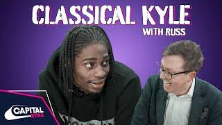 Russ Explains 'Gun Lean' To A Classical Music Expert