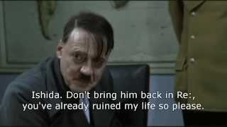 Hitler Reacts to Hide's Death