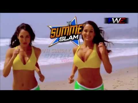 WWE Summerslam 2013 Promo fun