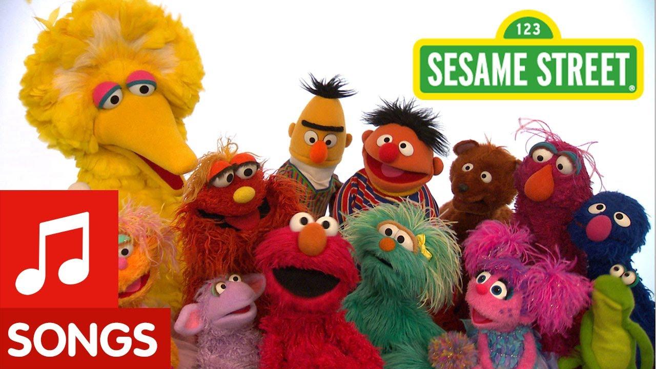 Sesame Street: Sing the Alphabet Song! - YouTube
