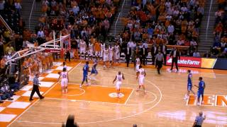 Tennessee Basketball v Kentucky Highlights