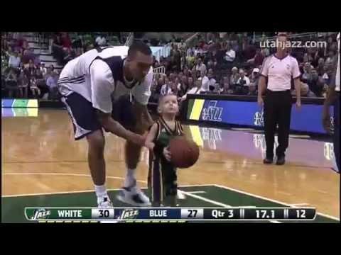 Новиот кошаркар на Јута Џез има само 5 години