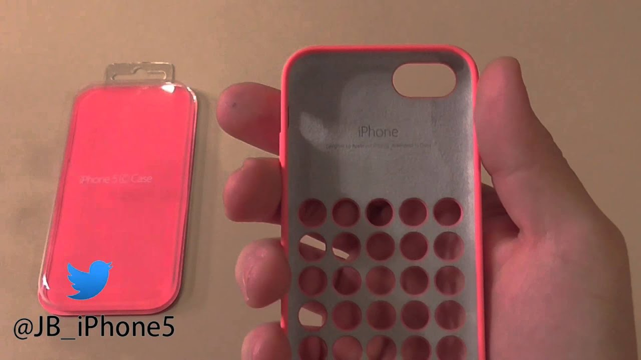 First Look: IPhone 5C Case From Apple - Smashpipe Tech