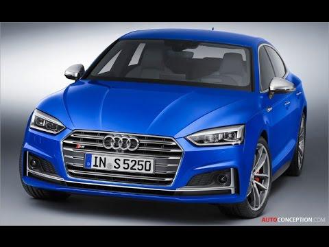 Car Design: 2017 Audi S5 Sportback