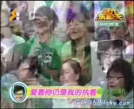 李玖哲和周筆暢深情對唱<解脫>