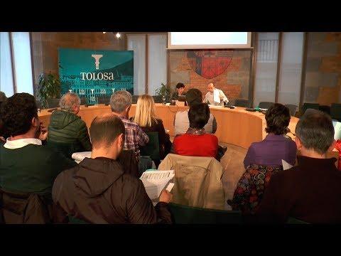 Aldundiak kultura politiko demokratikoan sakontzeko saioa egin du Tolosan