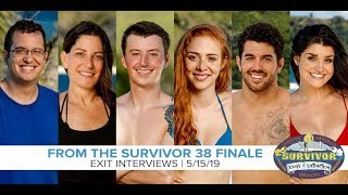 Survivor Edge of Extinction Finale Interviews - Winner, Final 6 & More