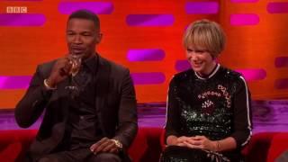 The Graham Norton Show – Judi Dench, Jamie Foxx, Kristen Wiig, Steve Carell