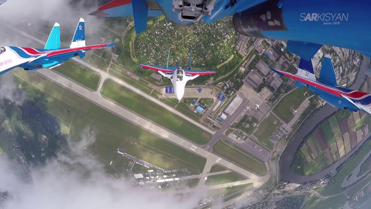 5 апреля - создана пилотажная группа «Русские Витязи»
