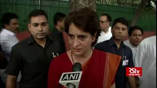 I respect people's verdict, says Congress' Priyanka Gandhi Vadra