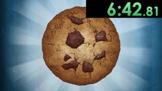 I decided to speedrun Cookie Clicker in the worst way possible