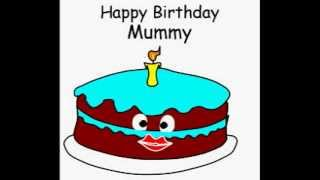 Happy Birthday Mummy