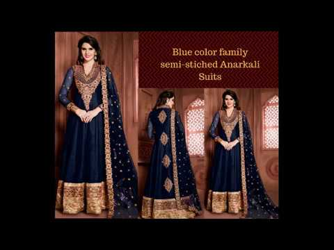 Wedding Salwar Suits Online