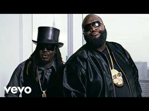 Rick Ross - The Boss ft. T-Pain (Official Video)