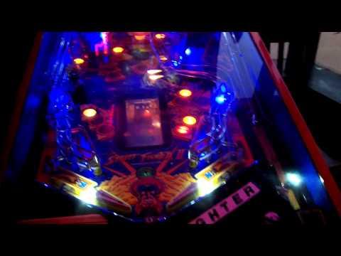 street fighter ii pinball machine gottlieb 1993 pinside game