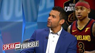 Jason McIntyre talks Cavaliers' struggles, drama surrounding IT's tribute video | SPEAK FOR YOURSELF