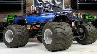 Post-Apocalyptic RC Monster Truck Body by Bucks Unique Customs