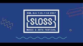 2017 Sloss Fest Lineup Announcement