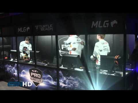 Curse Black vs Envy - MLG Anaheim 2014