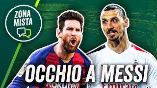 👑VIRUS: gli effetti su Serie A, EL, CL + Lionel Messi vede Napoli! ► Zona Mista #33