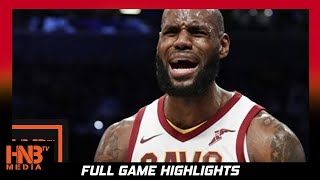 Cleveland Cavaliers vs Milwaukee Bucks 1st Half Highlights / Week 4 / 2017 NBA Season