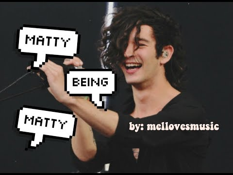 ♡  MATTY HEALY BEING MATTY HEALY // mellovesmusic ♡