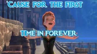 Frozen Medley karaoke version