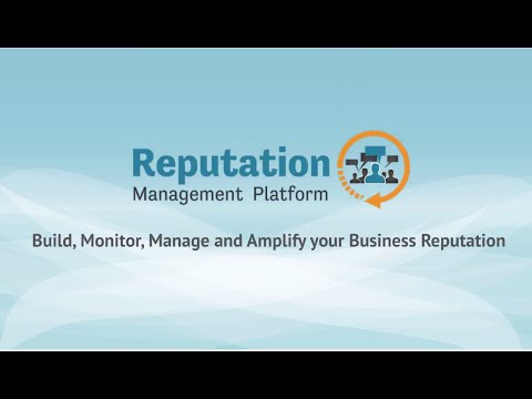 CIGNEX Datamatics Reputation Management Platform (RMP™ ) Demo
