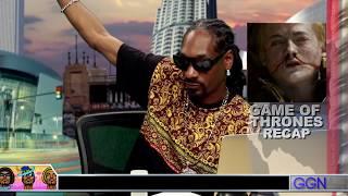 Seth Rogen & Snoop Recap Game of Thrones