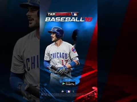 Screenshots do MLB Tap sports  Baseball 2018 - Perigoso para tablet e celular  Android. Carregando vídeo... Carregando vídeo. b7b1a0c524b