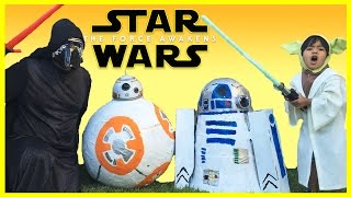 Giant Egg Surprise Toys DISNEY STAR WARS