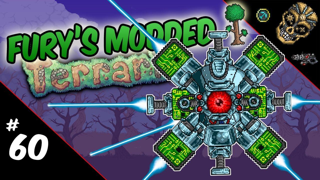 Fury's Modded Terraria | 60: Huge Boss Rush-erino