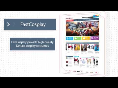 FastCosplay.com - The Professional Cosplay Costumes Online Store