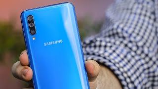 Samsung Galaxy A50 Review   خالف كل توقعاتي !!