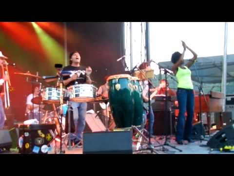 "AllGood Festival 2011: Orgone ""I Got A Whole Lot Of Reason"""