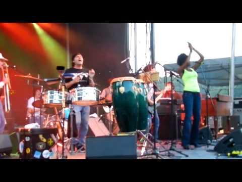 "AllGood Festival 2011: Orgone ""I Got A Whole Lot Of Reason"""