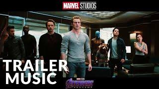 Marvel Studios' Avengers: Endgame   Special Look Music (Mark Petrie - Torsion)