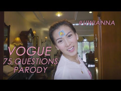 50 Q's with Alex Gonzaga #UwianNa