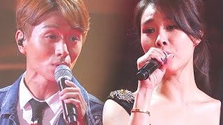 옥주현, 덕양구 이재진과 애절한 목소리의 '난' 《Fantastic Duo》판타스틱 듀오 EP28