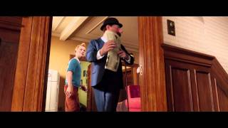 Les aventures de tintin : le secret de la licorne :  bande-annonce 2 VF