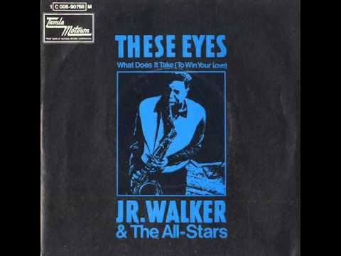 JR. WALKER & THE ALL-STARS -
