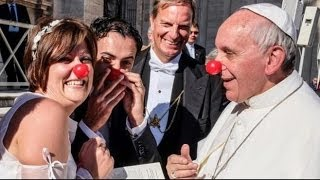 Pope Francis First Year in the Vatican for Time Magazine's Person of the Year