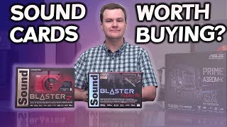 Sound Blaster Z & Audigy Rx - Detailed Look at PC Sound