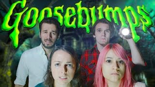 GOOSEBUMPS  - The Musical