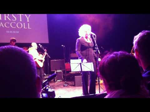 Kirsty MacColl tribute -